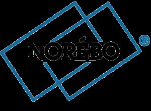 Logo Norebo logo V m Tlf